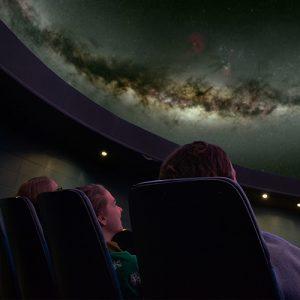 Planetarium Shows - Ella Sharp Museum